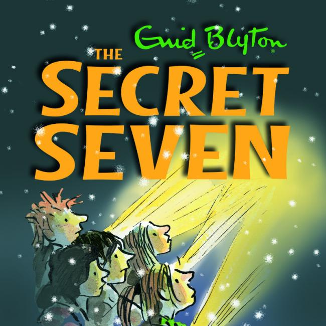 Glyn Maxwell- Secret seven