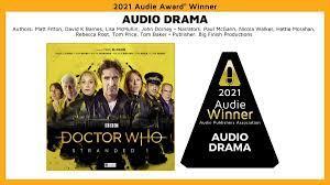 audi award winner dr who